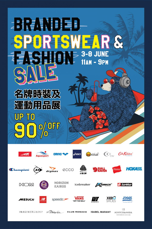 Branded Sportswear & Fashion Sale