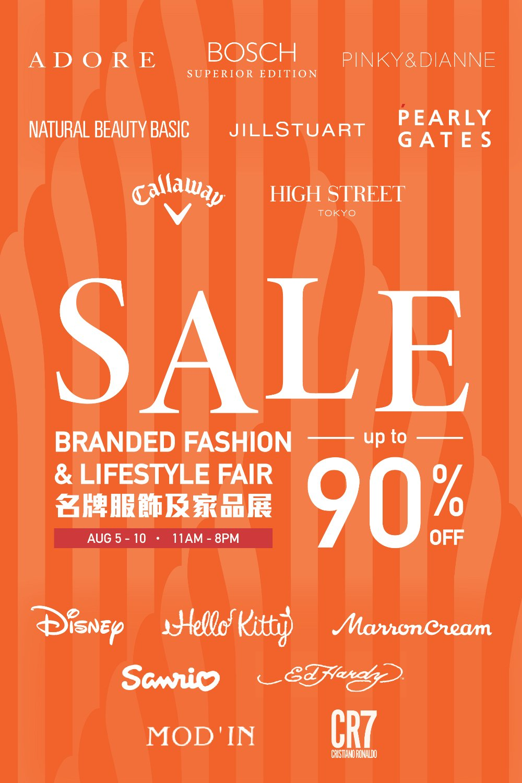 Branded Fashion & Lifestyle Fair