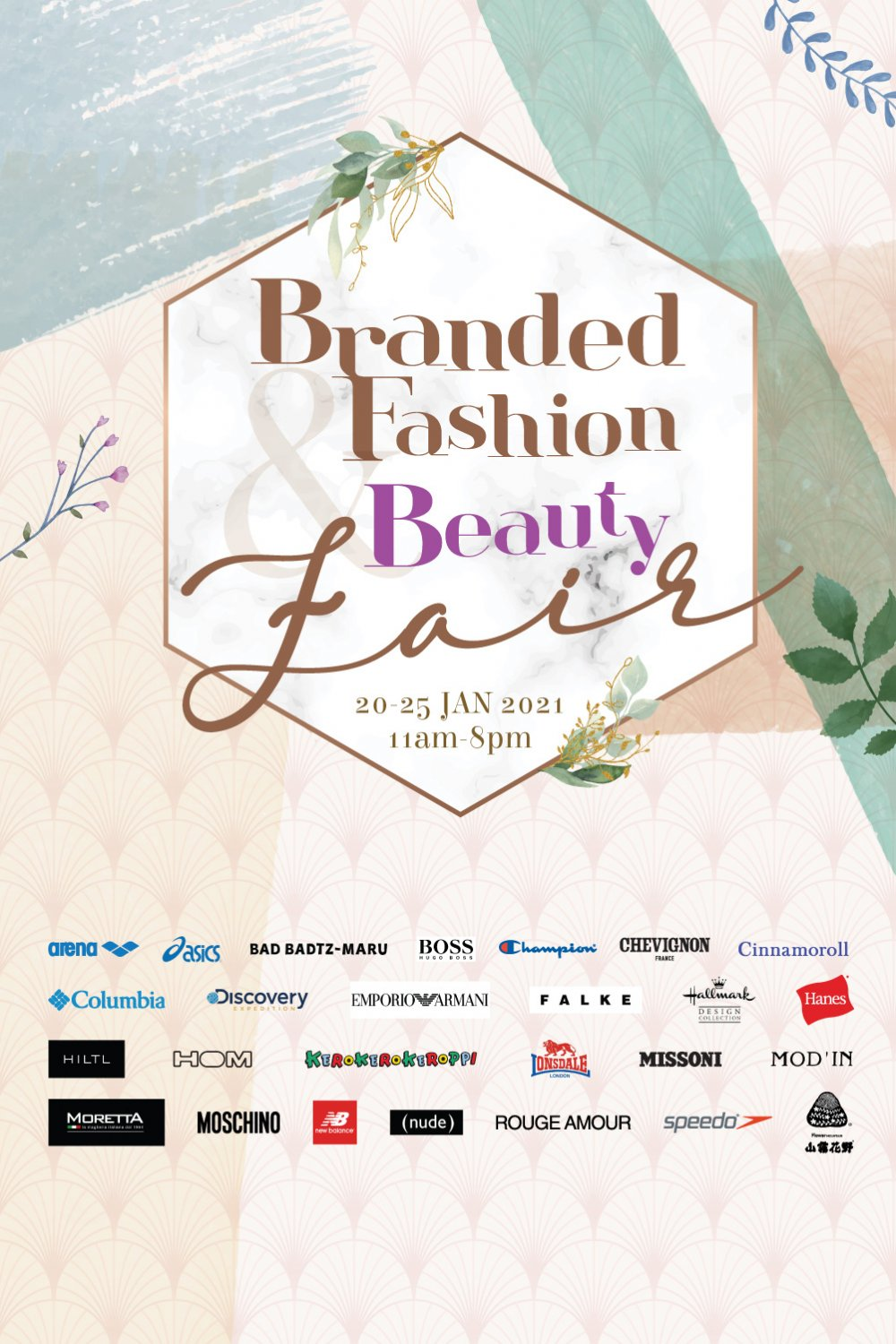 Branded Fashion & Beauty Fair