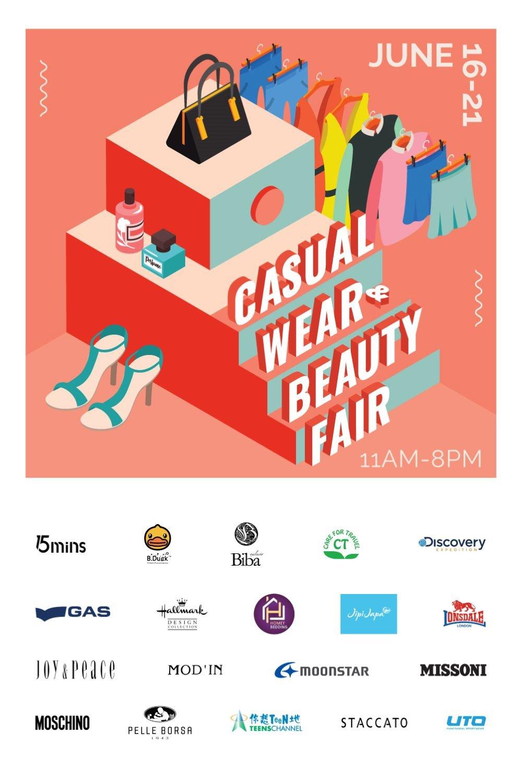 Casual Wear & Beauty Fair
